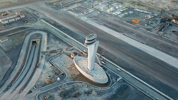 İstanbul Yeni Havalimanı, 3. havalimanı - Sputnik Türkiye
