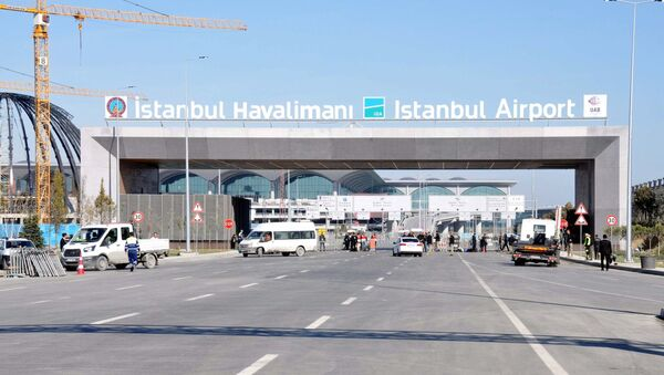 İstanbul Havalimanı - Sputnik Türkiye