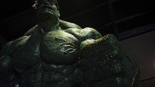Yeşil Dev Hulk - Marvel - Sputnik Türkiye