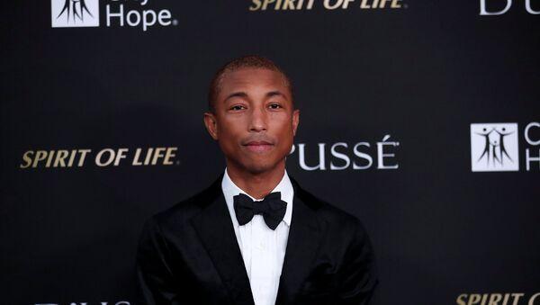 Pharrell Williams - Sputnik Türkiye