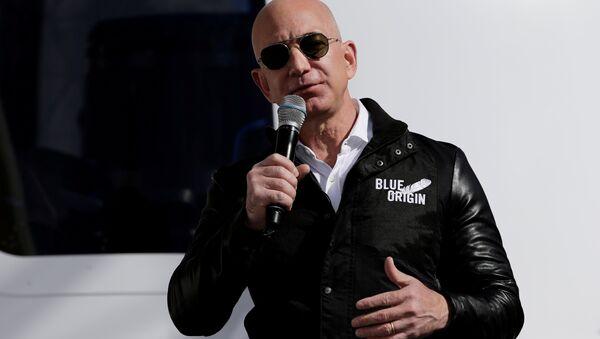 Amazon CEO'su Jeff Bezos - Sputnik Türkiye