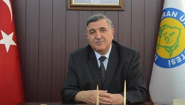 Harran Üniversitesi Rektörü Prof. Dr. Ramazan Taşaltın - Sputnik Türkiye