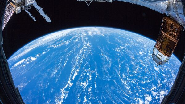 Uzay fotoğrafları - Sputnik Türkiye