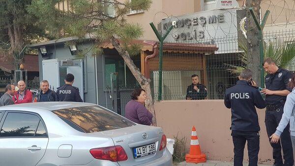 Kuruçeşme Polis Merkezi - Sputnik Türkiye