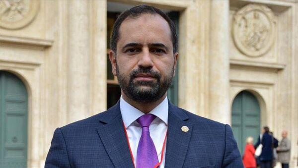 AK Parti İstanbul Milletvekili Ahmet Berat Çonkar - Sputnik Türkiye