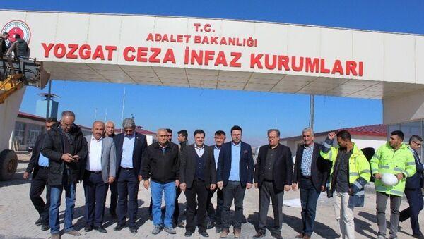 Cezaevi açılışında konuşan AK Partili Başer: Yozgat ekonomisine, esnafına da ciddi anlamda katkısı olacak - Sputnik Türkiye