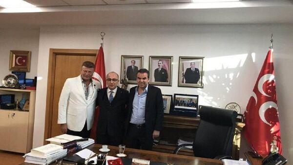 Nuri Alço MHP - Sputnik Türkiye