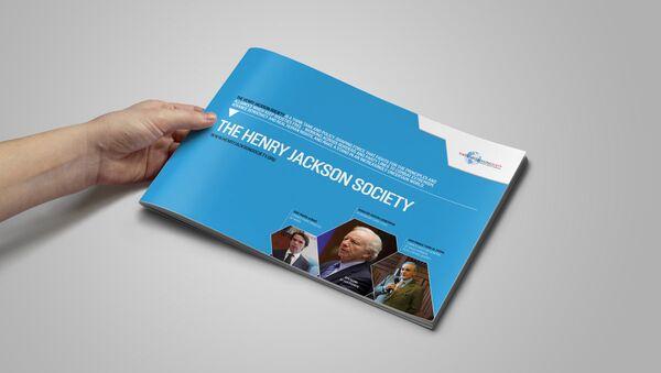 Henry Jackson Society - Sputnik Türkiye