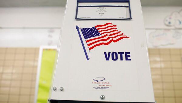 ABD'de ara seçim - Sputnik Türkiye
