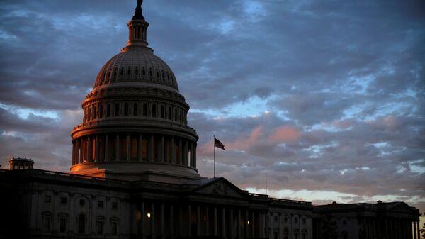 ABD Kongre Binası - Sputnik Türkiye