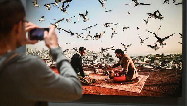 2018 Stenin Basın Fotoğrafçılığı Yarışması'nın Grand-Prix Ödülü sahibini buldu - Sputnik Türkiye