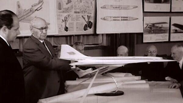 Andrey Tupolev - Sputnik Türkiye