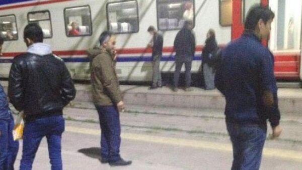 TCDD tren arıza - Sputnik Türkiye