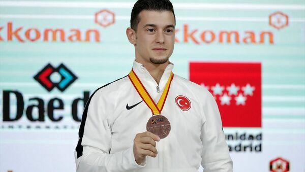 24. Dünya Karate Şampiyonası'nda ferdi kata dalında Türkiye tarihinde ilk madalya - Sputnik Türkiye