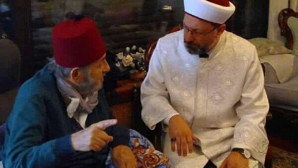 Ali Erbaş - Kadir Mısıroğlu - Sputnik Türkiye