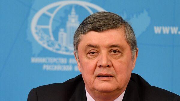 Rusya Devlet Başkanı Afganistan Özel Temsilcisi Zamir Kabulov - Sputnik Türkiye