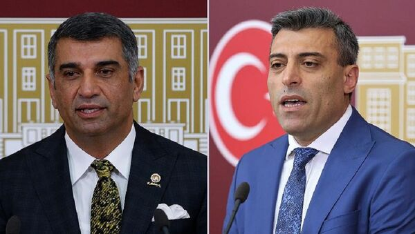 Gürsel Erol - Öztürk Yılmaz - Sputnik Türkiye