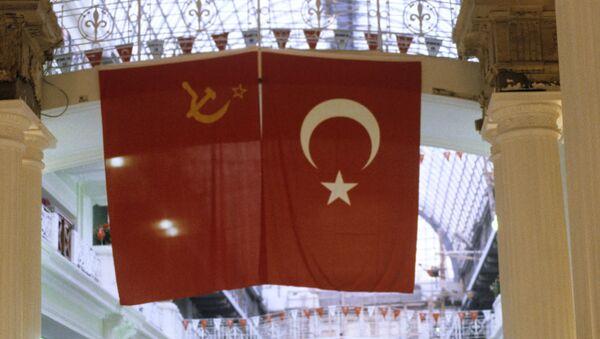 SSCB ve Türkiye: Fotoğraflara yansıyan işbirliği - Sputnik Türkiye