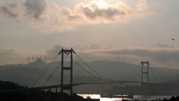 15 Temmuz Şehitler Köprüsü- İstanbul - Sputnik Türkiye