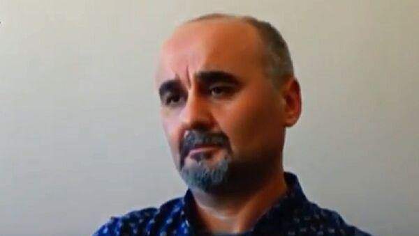 Kemal (Kevin) Öksüz - Sputnik Türkiye