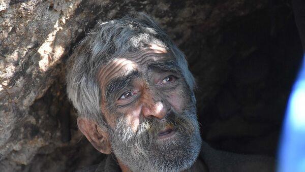 İskender Gündüz - 40 yıldır dağda yaşıyor - Sputnik Türkiye