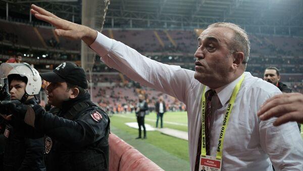 Galatasaray Kulübü İkinci Başkanı Abdurrahim Albayrak - Sputnik Türkiye