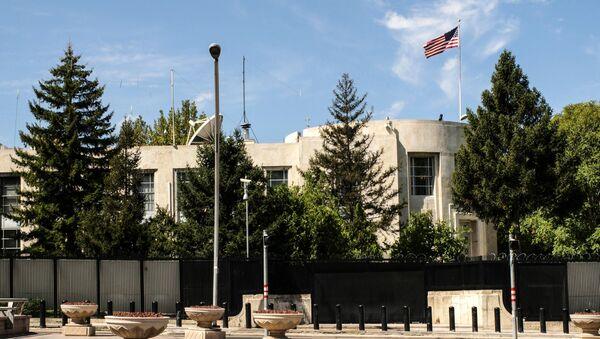 ABD'nin Ankara Büyükelçiliği - Sputnik Türkiye