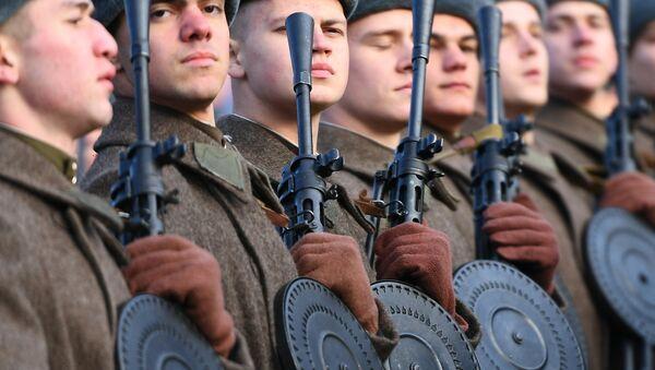 Rus askerleri - Sputnik Türkiye