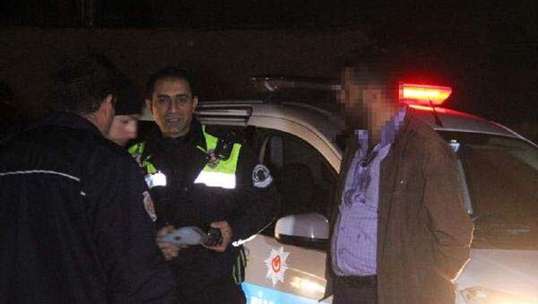 Konya'da alkollü yakalanan sürücü: Aracın ne suçu var? - Sputnik Türkiye