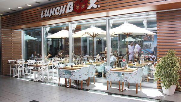 Restoran zinciri Lunchbox - Sputnik Türkiye