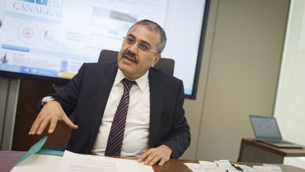 EPDK Başkanı Mustafa Yılmaz - Sputnik Türkiye
