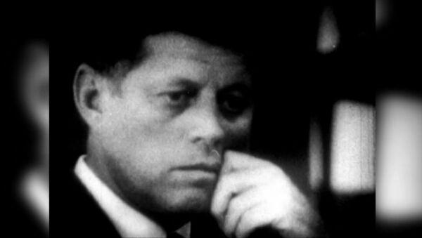 55 yıl önce ABD Başkanı Kennedy öldürüldü - Sputnik Türkiye