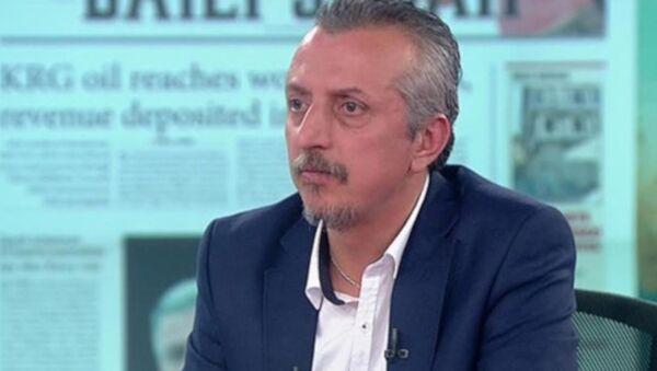 Murat Kelkitlioğlu - Sputnik Türkiye