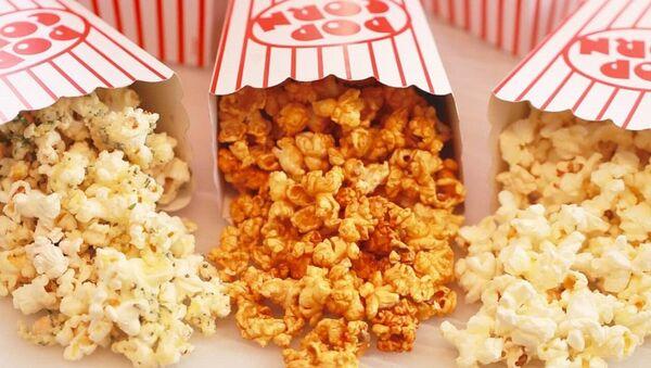 popcorn - Sputnik Türkiye