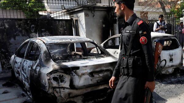 Pakistan'da intihar eylemi: 25 ölü - Sputnik Türkiye