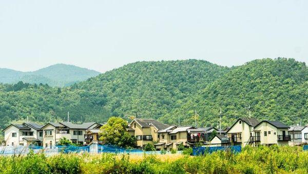 Japonya'da 'bedava ev' ilanları veriliyor - Sputnik Türkiye