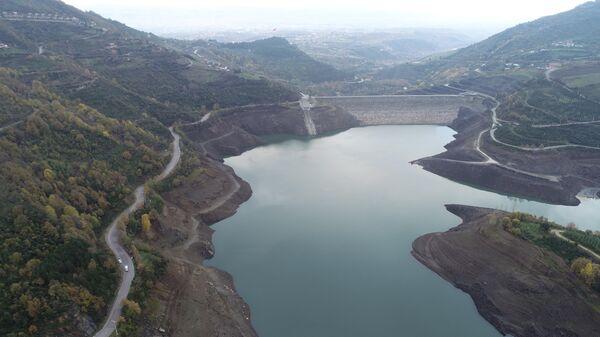 yuvacık baraj - Sputnik Türkiye