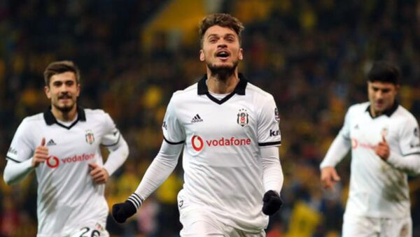 Adem Ljajic: 'Gol attığım için mutluyum' - Sputnik Türkiye