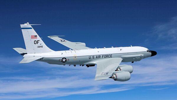 Boeing RC-135V  - Sputnik Türkiye