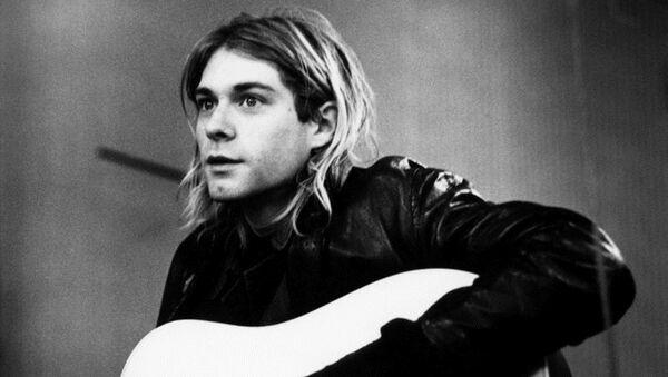 Kurt Cobain'in hiç yayınlanmamış röportajı ortaya çıktı - Sputnik Türkiye