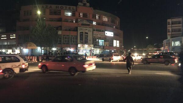 Explosion in Kabul - Sputnik Türkiye