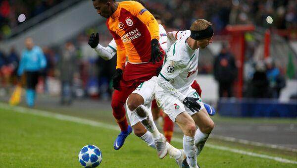 Lokomotiv Moskova - Galatasaray - Sputnik Türkiye