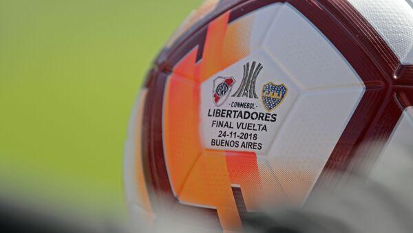 River Plate ile Boca Juniors'ı karşı karşıya getirecek Libertadores finali - Sputnik Türkiye