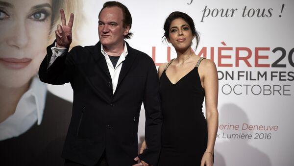 Quentin Tarantino- Daniella Pick - Sputnik Türkiye