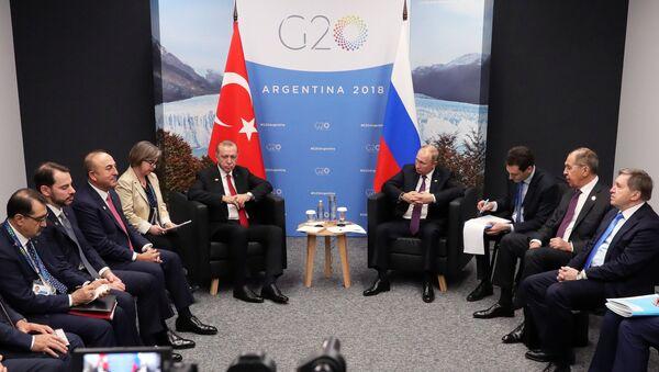 Rusya- Türkiye- G20 - Sputnik Türkiye
