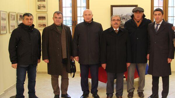 Rusya Yurtdışında Yaşayan Vatandaşlar ve Uluslararası İşbirliği Ajansı'nın Türkiye Temsilciliği, Çanakkale Onsekiz Mart Üniversitesi Türkiye-Rusya İşbirliği Araştırma ve Uygulama Merkezi'ni ziyaret etti. - Sputnik Türkiye