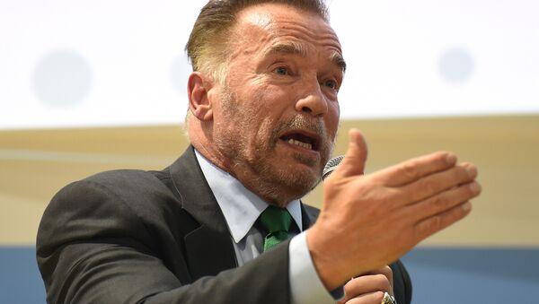 Arnold Schwarzenegger - Sputnik Türkiye
