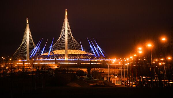 St. Petersburg manzaraları - Sputnik Türkiye