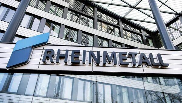Rheinmetall AG/Düsseldorf - Sputnik Türkiye