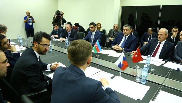 Azerbaycan, İran, Rusya ve Türkiye, dörtlü konsorsiyum - Sputnik Türkiye